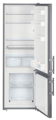 Liebherr cuef2811 frigo combin ets r van den berg s - Combine frigo congelateur liebherr ...