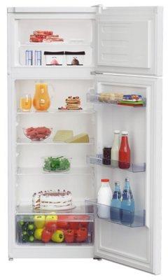 beko rdsa240k20w frigo double porte ets r van den berg s a votre partenaire en appareils. Black Bedroom Furniture Sets. Home Design Ideas
