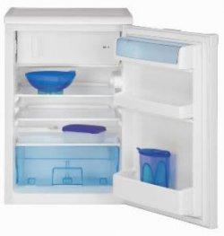 beko tse1283 frigo table freezer ets r van den berg s. Black Bedroom Furniture Sets. Home Design Ideas